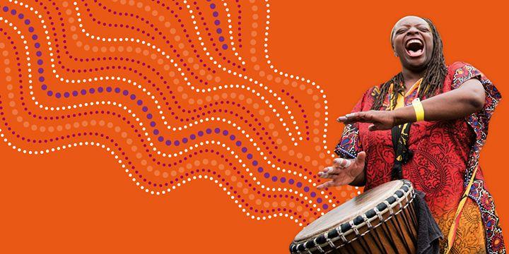 Africa Festival at Traffalgar Square